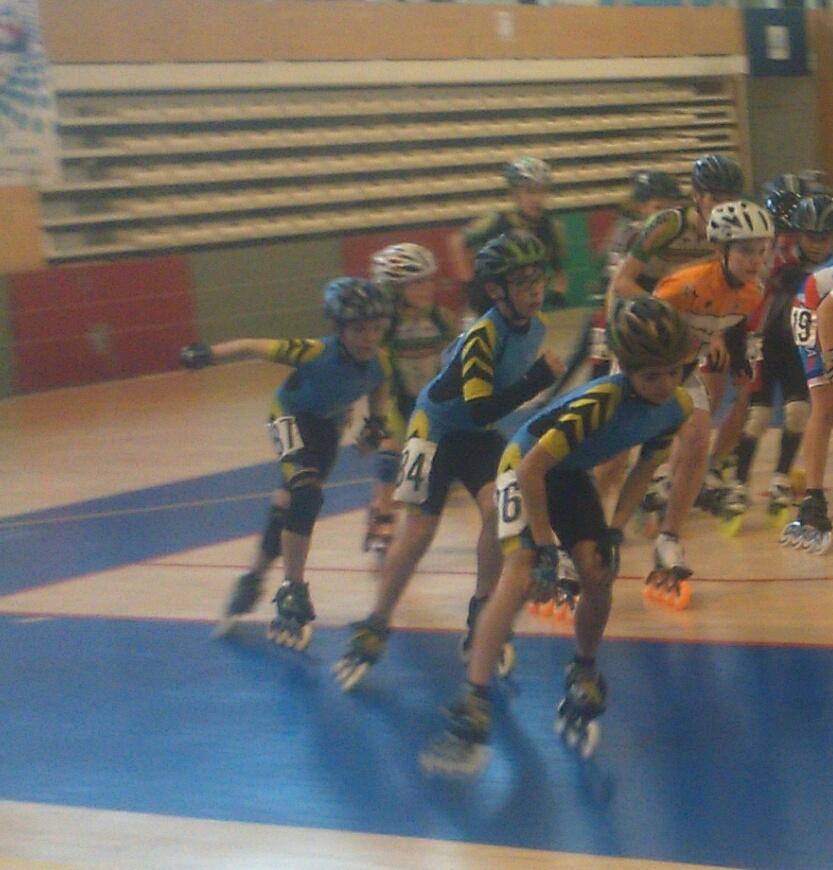 championnats de France Espoir Indoor 1